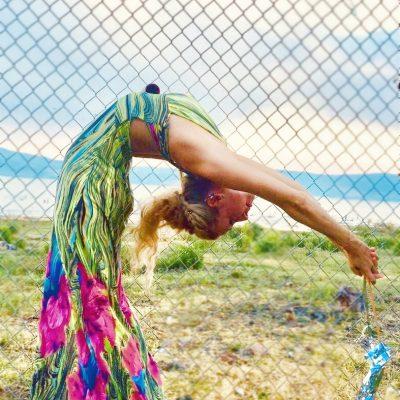Katie Hall - makes backbending fun