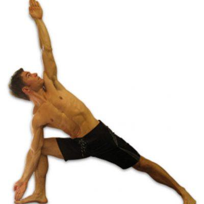 Scott Helton - master's pose