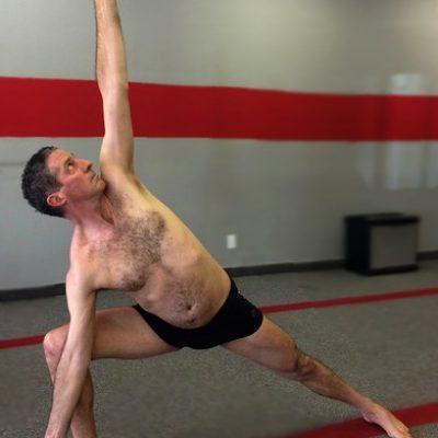 Steve Rumpp - triangle